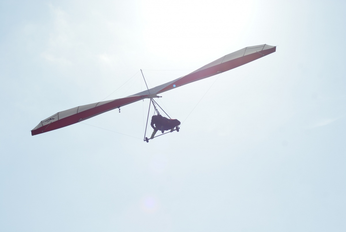 About The Gliders   About Us   Fly Like A Bird